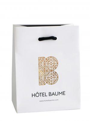 Impresssion sacs papier Luxe
