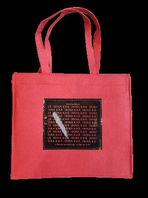 sac réutilisable en feutre
