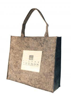 sacs réutilisables feutre